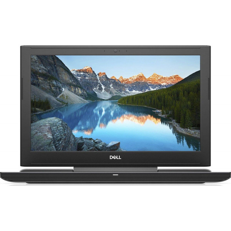 Laptop Dell Gaming 15.6'' G5 5587, FHD, Procesor Intel® Core™ i7-8750H (9M Cache, up to 4.10 GHz), 8GB DDR4, 1TB + 128GB SSD, GeForce GTX 1050 Ti 4GB, Linux, Red