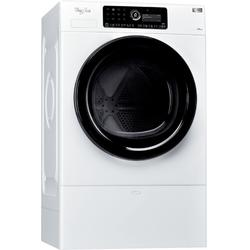 Uscator de rufe Whirlpool Supreme Dryer HSCX 10444, 6th Sense, 10 kg, Supreme care, 3Dry, Soft Move, Steam care, clasa A++, alb