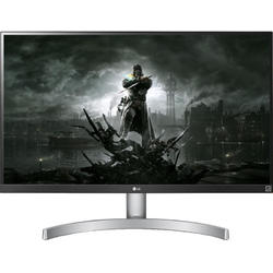 Resigilat Monitor LED LG Gaming 27UK600 27 inch 4K 5 ms Silver-White FreeSync