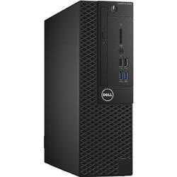 Resigilat Sistem desktop DELL OptiPlex 3050 SFF,  Intel Core i3-7100 3.9GHz , 4GB DDR4, 128GB SSD, GMA HD 630, Linux