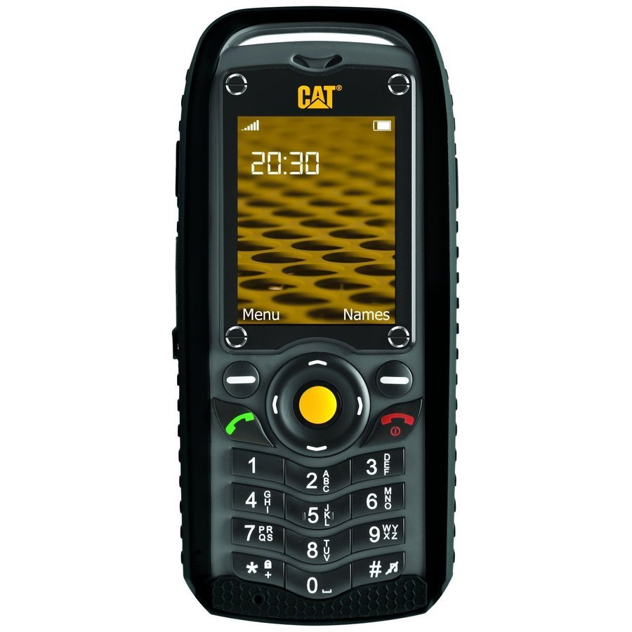 Telefon Mobil Dual SIM Caterpillar CAT B25 Black