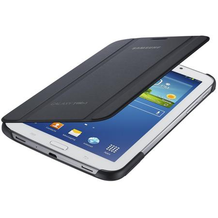 Samsung Husa EcoLeather Book Cover Grey EF-BT210BSEGWW pentru Galaxy Tab 3 7.0