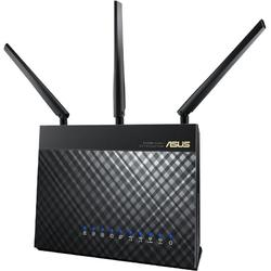 Router wireless ASUS Gigabit RT-AC68U Dual-band Wireless-AC1900