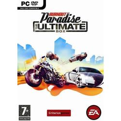BURNOUT PARADISE THE ULTIMATE BOX - PC Platforma PC EA1010138