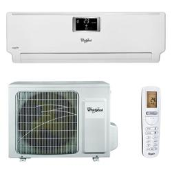 Aparat de aer conditionat Whirlpool Slim AMD 054 Inverter, 9000 BTU, Clasa A, Al 6-lea Simt, Display, Auto Restart, Green Generation
