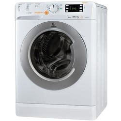 Indesit Masina de spalat cu uscator Innex XWDE 961480X, 1400 rpm, spalare 9 kg, uscare 6 kg, 16 programe, clasa A, alb