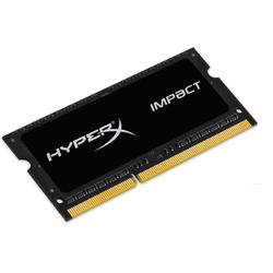 KINGSTON Memorie Notebook SODIMM 4GB DDR3L 1600MHz, HyperX Impact Black Series