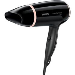Philips Uscator de par Essential Care BHD004/00, 1800 W, 1 viteza, CoolShot, negru/roz