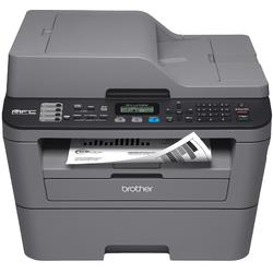 Multifunctionala Laser monocrom Brother MFC-L2700DW, print, scan, copy, fax; printare: max 26 ppm (13ppm duplex), ADF, Wireless