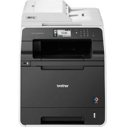 Multifunctionala Brother MFC-L8650CDW, Laser Color, Format A4, Fax, Retea, Wi-Fi, Duplex