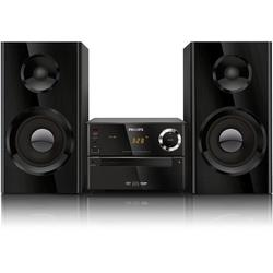 Philips Microsistem audio MCD2160/12, CD Player, tuner FM, USB, AUX, 2x35W