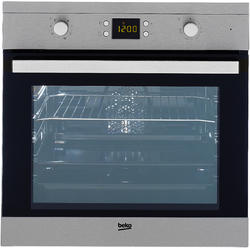 Beko Cuptor incorporabil OIE22302X, Electric, 71 l, Multifunctional, Clasa A, Grill, Rotisor