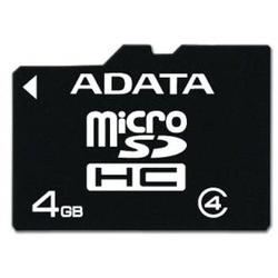 A-Data Card de memorie 4GB (SDHC clasa 4)