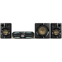 Philips Minisistem audio FX55/12, tuner FM, USB, Bluetooth, NFC, 720W RMS