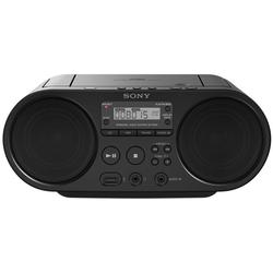 Sony Microsistem audio ZSPS50, CD Player, tuner FM, 2x2W, USB, Negru