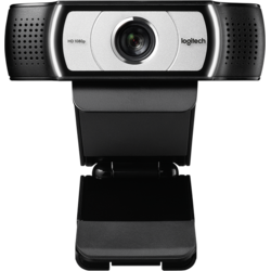 Logitech Camera Web Business C930e, Full HD 1080p, Wide angle