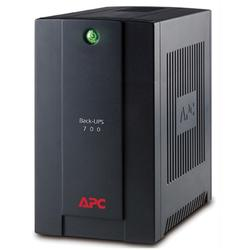 APC Back-UPS, 700VA / 390W, 4 x Schuko, management