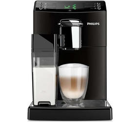 Philips Espressor automat HD8847/09, 1850 W, 15 bar, 1.8 l, recipient lapte 0.5 l, negru