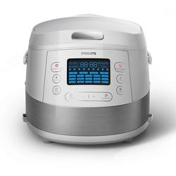 Philips Multicooker Viva Collection HD4731/70, capacitate 5 l, 980 W, alb