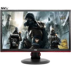 "Monitor LED AOC Gaming G2460PF 24"" 1ms Black-Red FreeSync 144Hz"