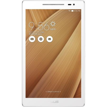 Tableta ASUS ZenPad 8.0 Z380M, 8 inch IPS MultiTouch, Procesor Mediatek MT8163, 2GB RAM, 16GB flash, Wi-Fi, Bluetooth, GPS, Android 5.0, Rose Gold