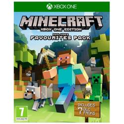 Microsoft Game Minecraft Favorites Pack Edition for Xbox One