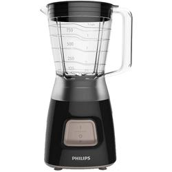 Philips Blender Daily Collection HR2052/90, 350 W, 1.25 l, Pulse, negru
