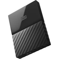 "Western Digital HDD extern My Passport NEW 1 TB, 2.5"", USB 3.0, negru"