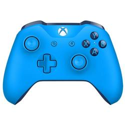 Controller wireless Microsoft Blue pentru Xbox One