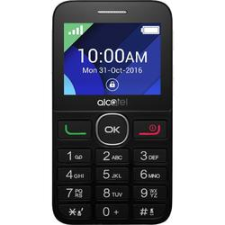 Telefon Mobil Alcatel 2008G Black-White