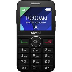 Telefon Mobil Alcatel 2008G, Single SIM, Black