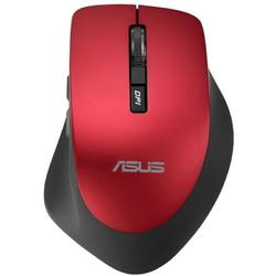 ASUS Mouse Wireless WT425, 1600 dpi, USB, Red