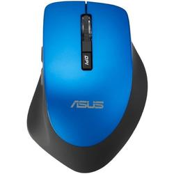 ASUS Mouse wireless WT425, 1600 dpi, USB, Blue