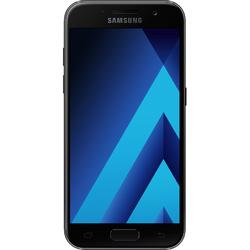 Telefon Mobil Samsung Galaxy A3 (2017) Single Sim 16GB, 4G, Black