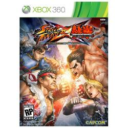 CAPCOM STREET FIGHTER X TEKKEN - XBOX360