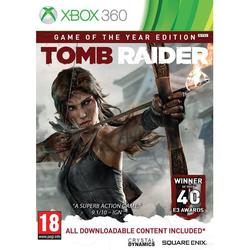 Square Enix Ltd TOMB RAIDER GOTY - XBOX360