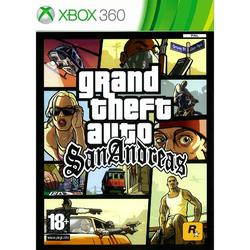 TAKE 2 INTERACTIVE GRAND THEFT AUTO SAN ANDREAS - XBOX360
