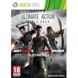 Square Enix Ltd ULTIMATE ACTION PACK - XBOX360