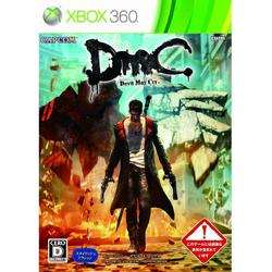CAPCOM DMC DEVIL MAY CRY - XBOX360