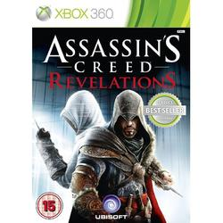 Ubisoft Ltd ASSASSINS CREED REVELATIONS CLASSICS ALT 2 - XBOX360