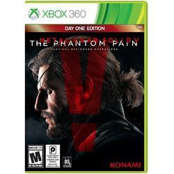 METAL GEAR SOLID 5 THE PHANTOM PAIN D1 EDITION - XBOX360
