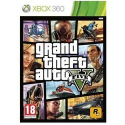 TAKE 2 INTERACTIVE GRAND THEFT AUTO 5 - XBOX360