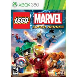 Warner Bros Entertainment LEGO MARVEL SUPER HEROES CLASSICS - XBOX 360