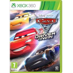Warner Bros Entertainment CARS 3 DRIVEN TO WIN - XBOX360