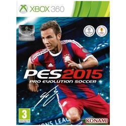 PRO EVOLUTION SOCCER 2015 D1 EDITION - XBOX360
