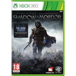 Warner Bros Entertainment MIDDLE EARTH SHADOW OF MORDOR - XBOX360