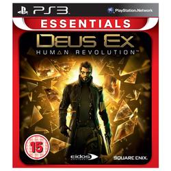 Square Enix Ltd DEUS EX HUMAN REVOLUTION ESSENTIALS - PS3