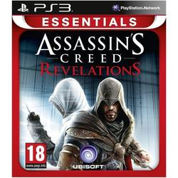 ASSASSINS CREED REVELATIONS ESSENTIALS - PS3