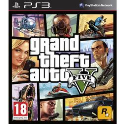 TAKE 2 INTERACTIVE GRAND THEFT AUTO 5 - PS3