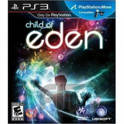 CHILD OF EDEN (PS MOVE COMPATIBLE) - PS3